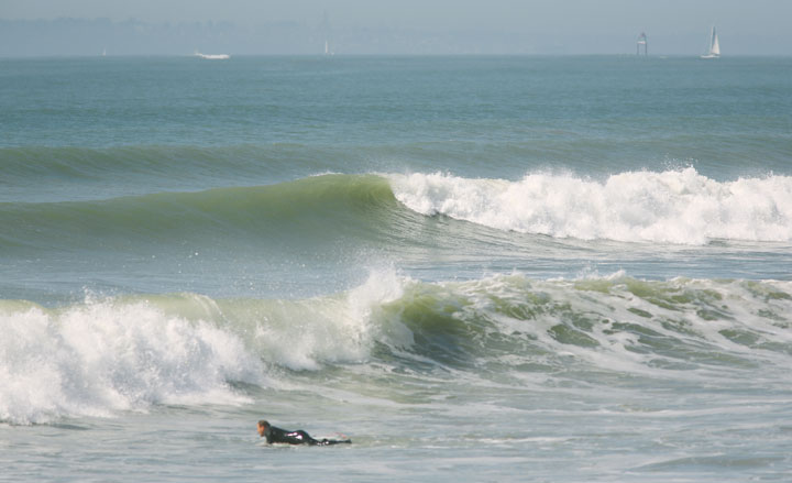 East Wittering Surf