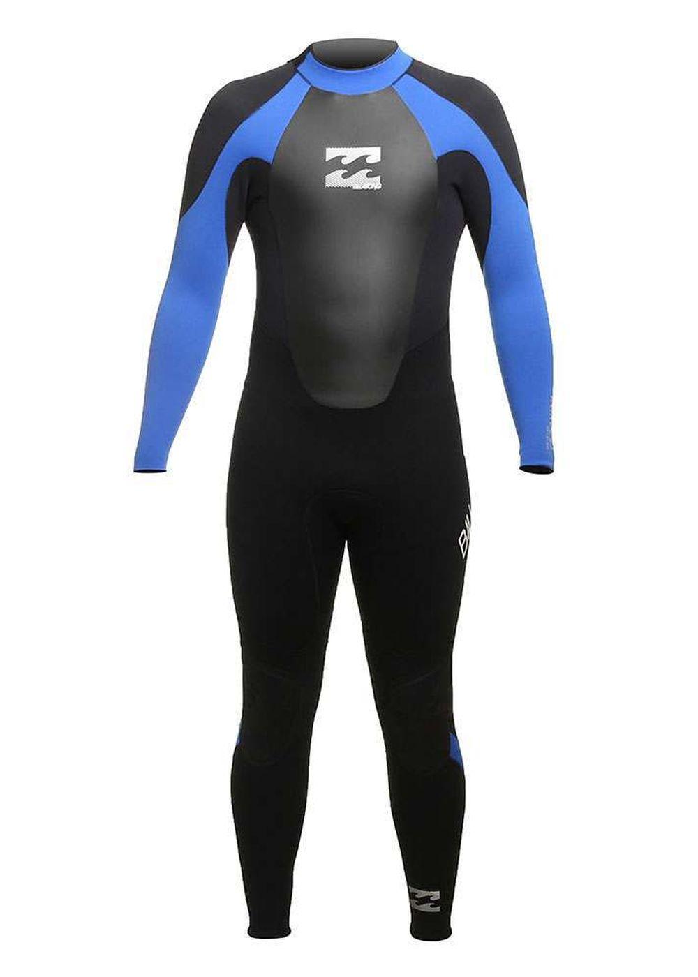 Billabong Intruder Bz 5/4 Wetsuit 2018 Blue Picture