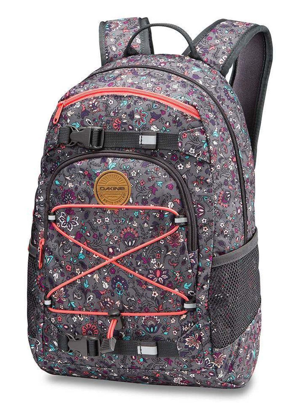 dakine grom 13l backpack wallflower ii