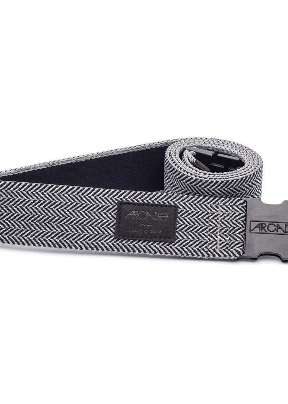 arcade belts the hemingway heather grey