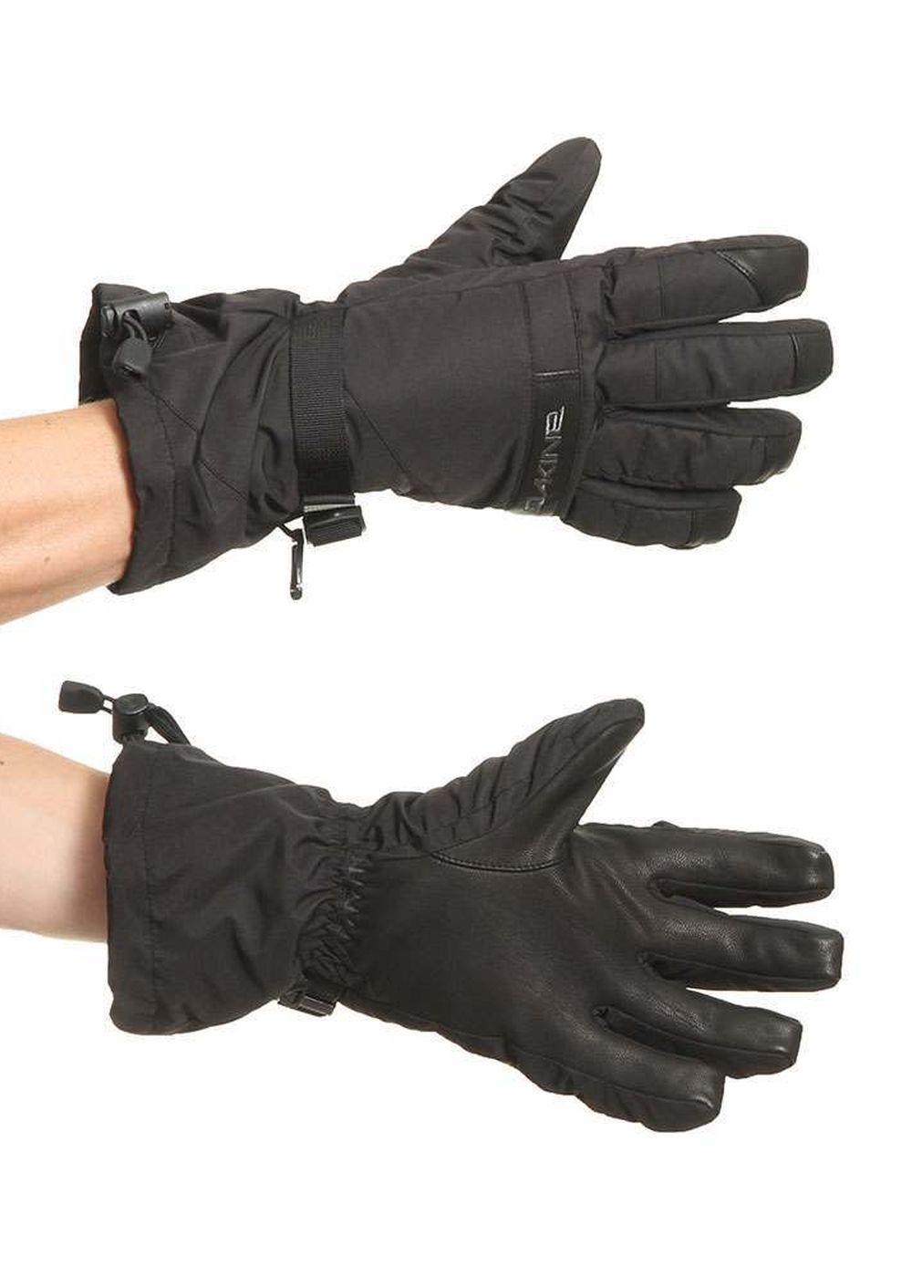 dakine nova snow gloves black