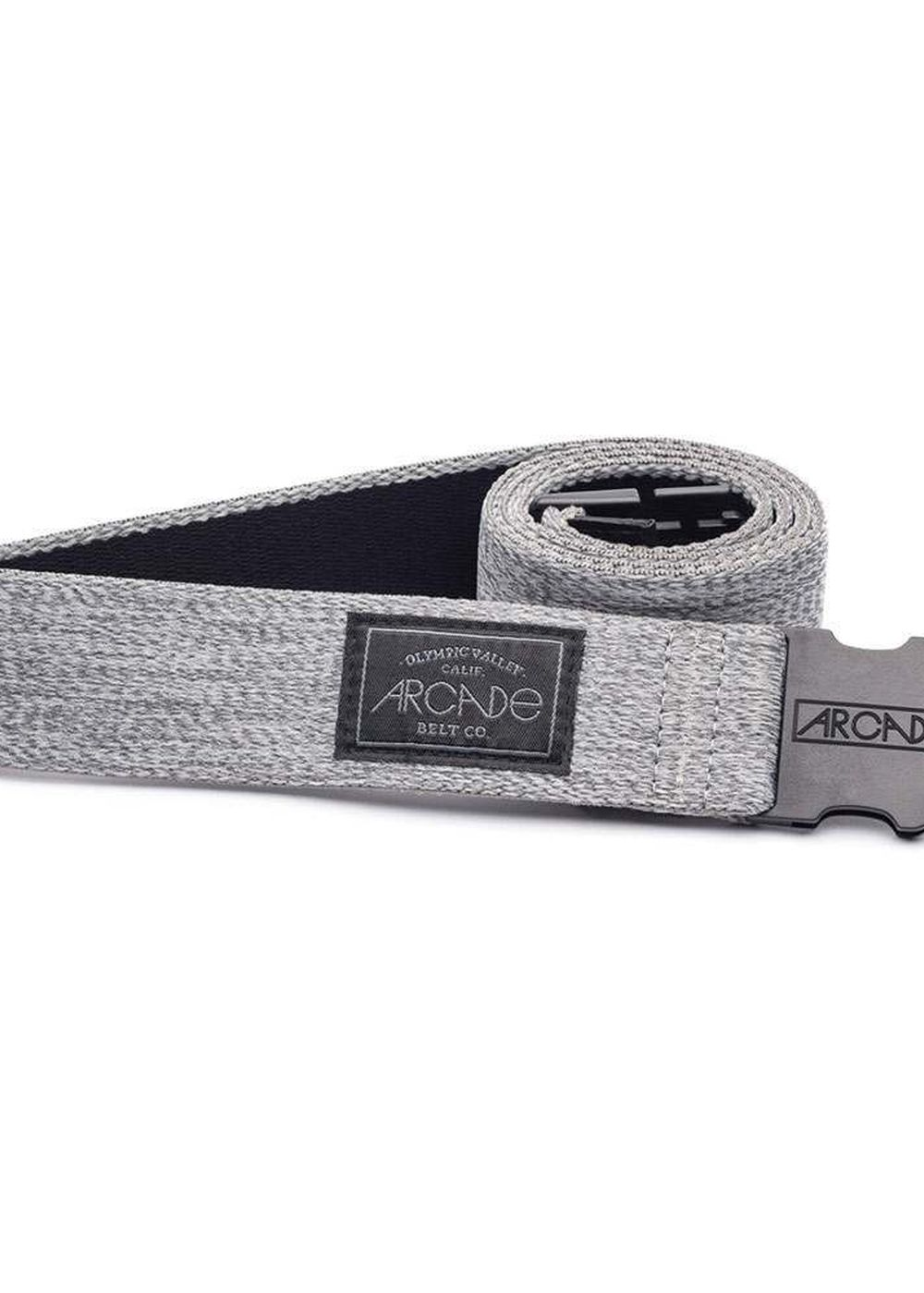 arcade belts the foundation heather grey