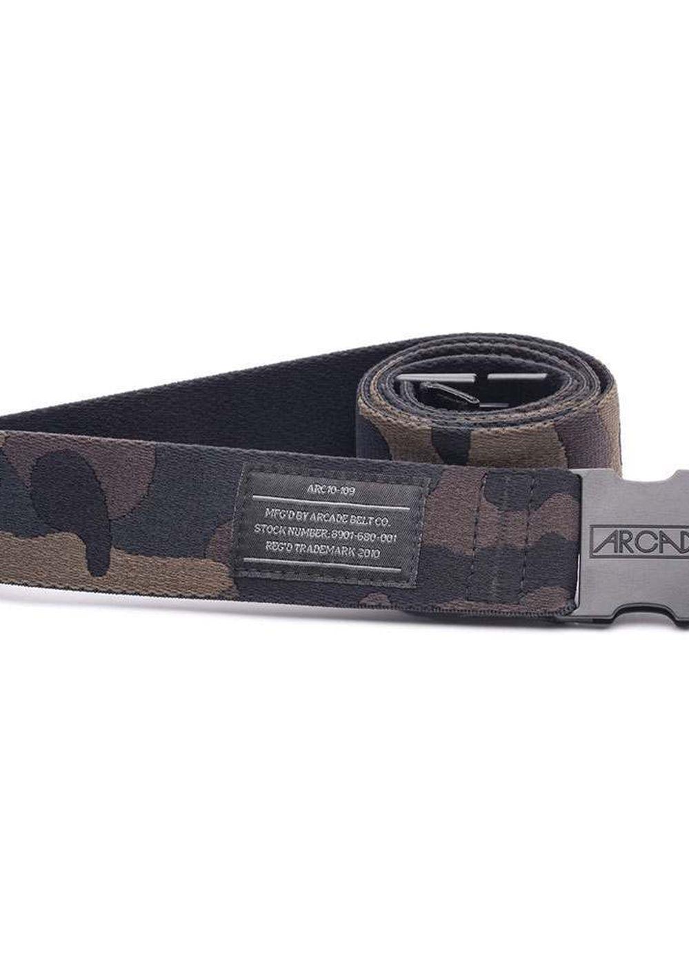 arcade belts the sierra camo black/grey