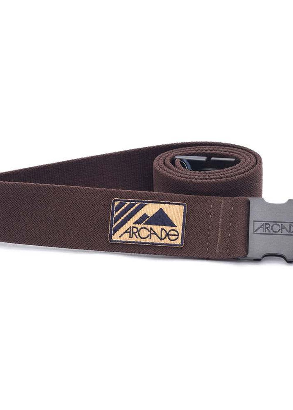 arcade belts the mustang brown
