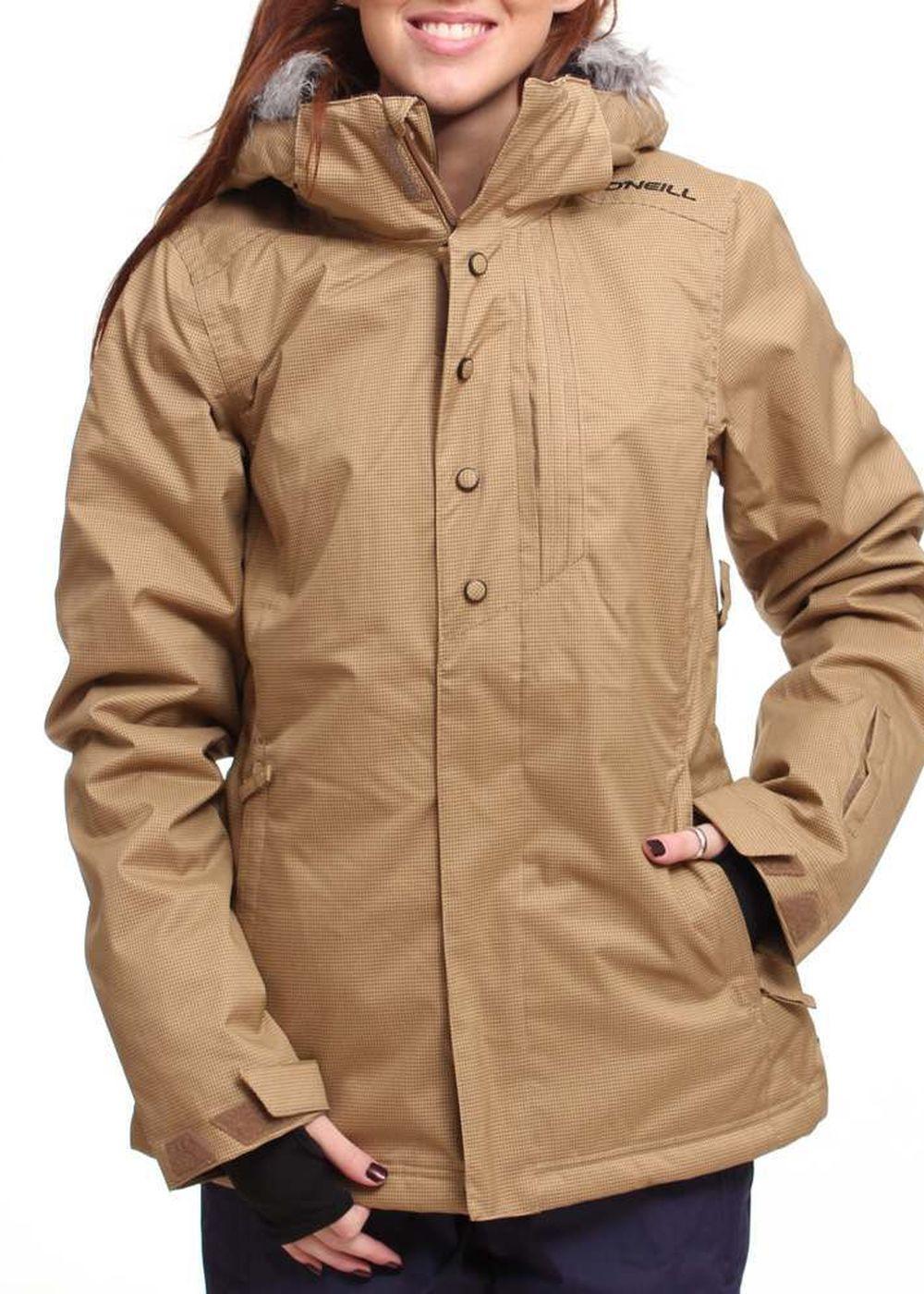Brown Sports Jacket Snow Jacket Tobacco Brown