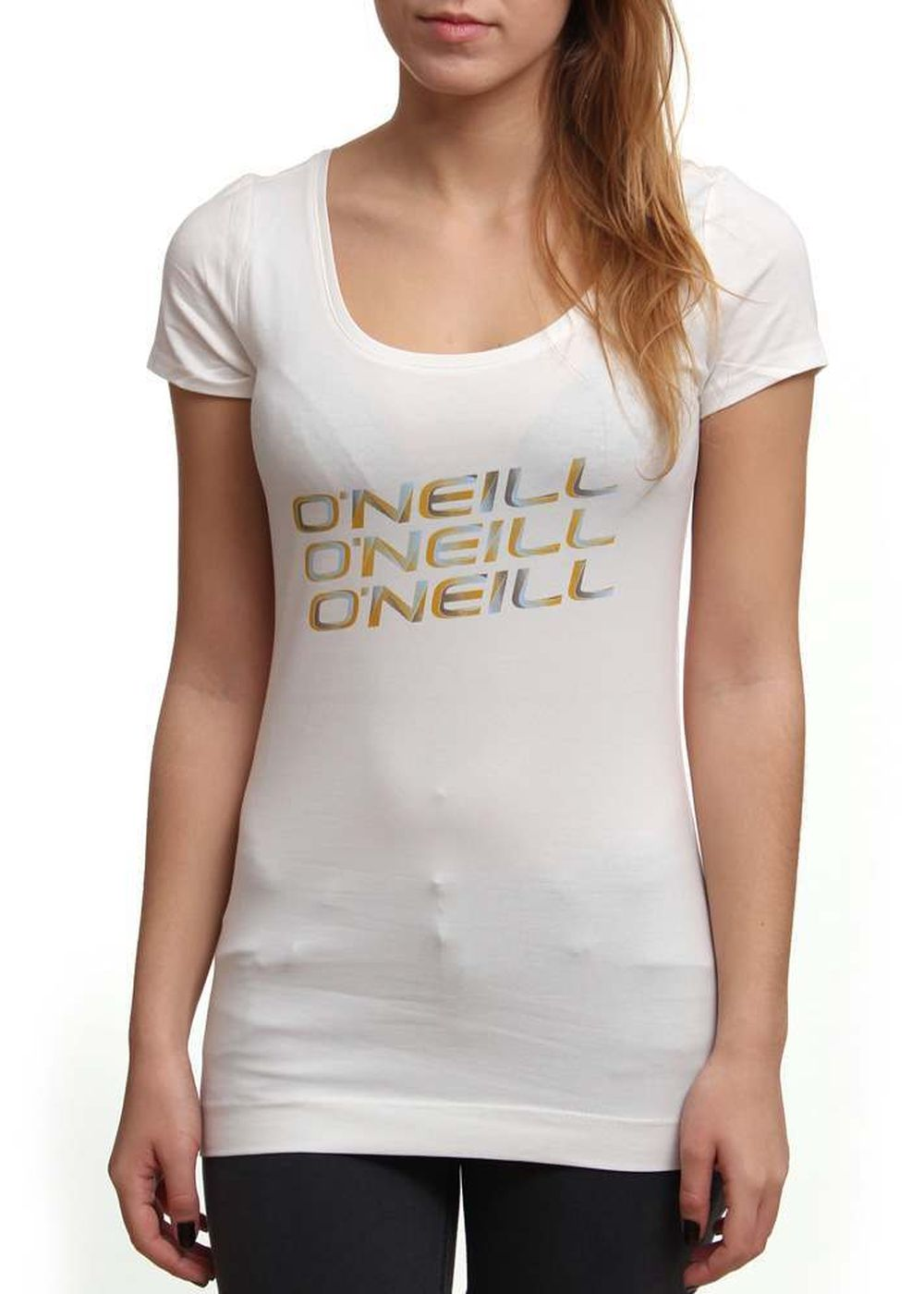 ONEILL CERES TEE Powder White