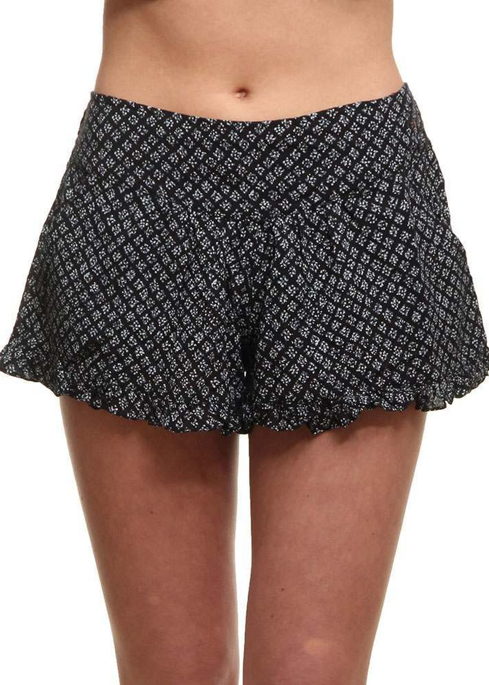protest-erica-shorts-true-black