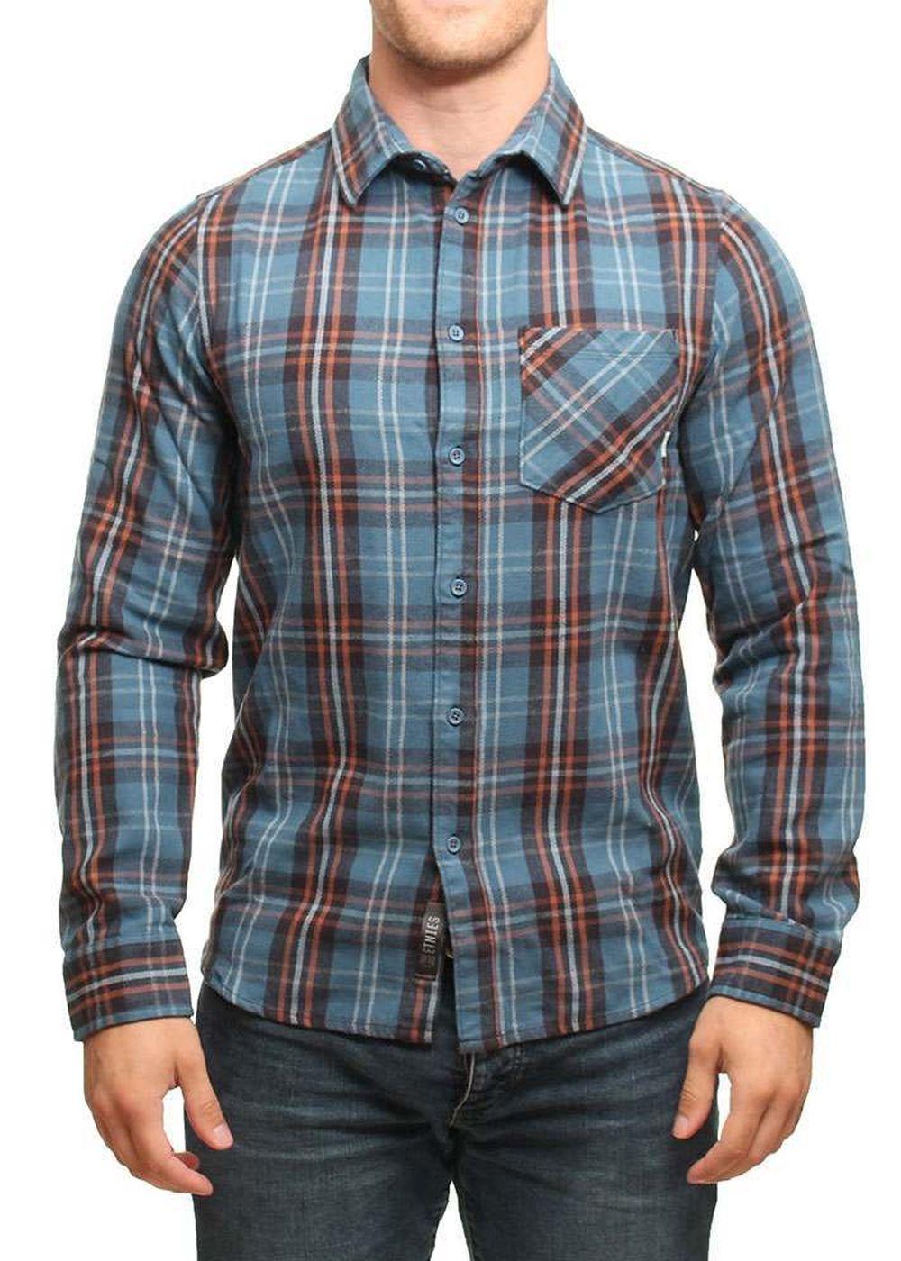 etnies-tilney-ls-shirt-bluenavy