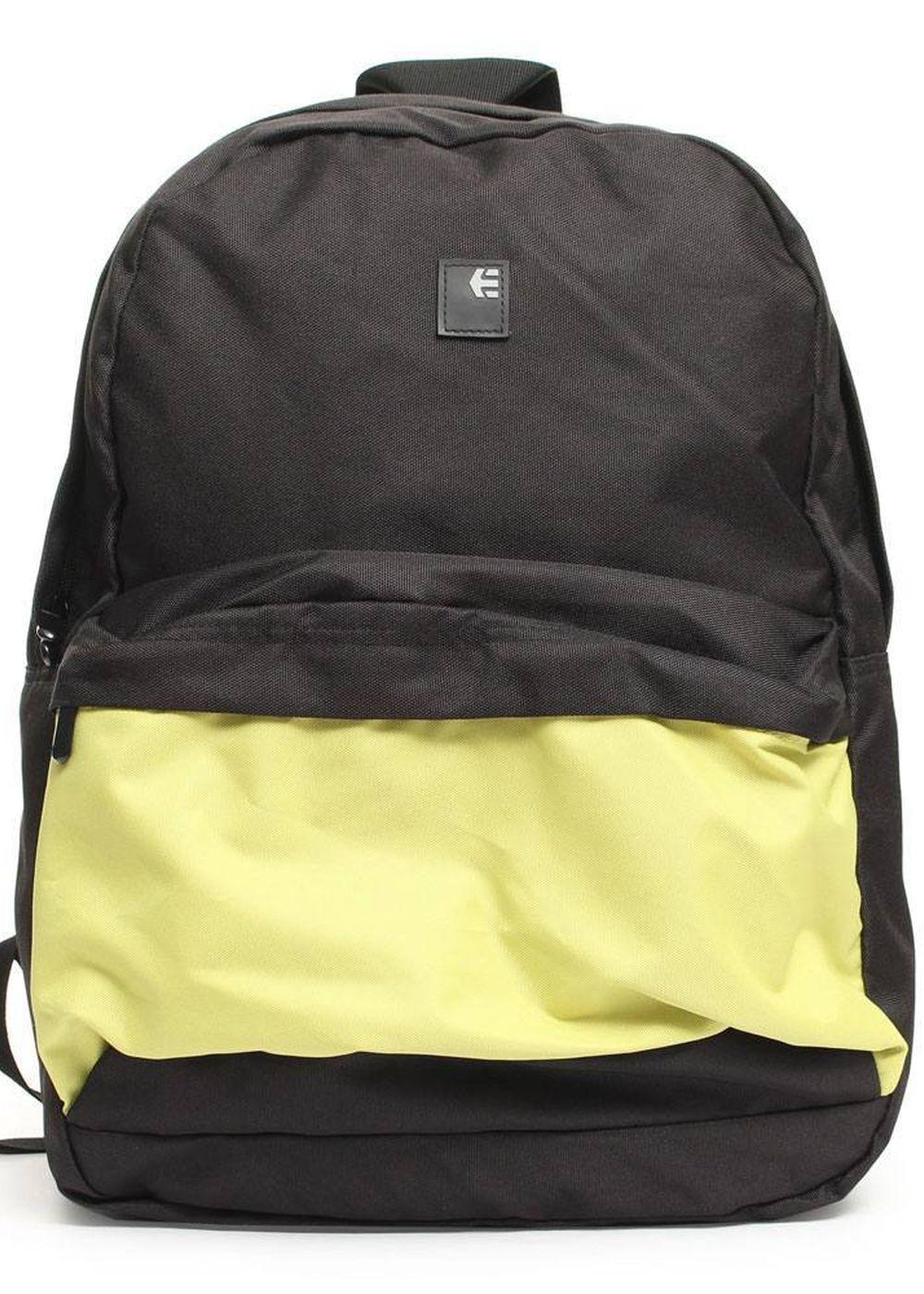 etnies entry backpack black/green