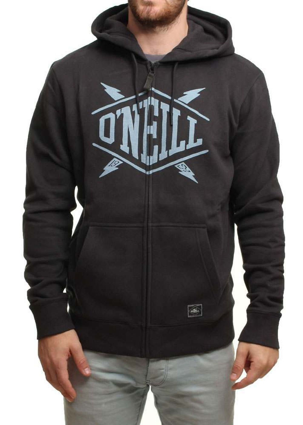 ONEILL CONNECTED EASY HOODY Pirate Black