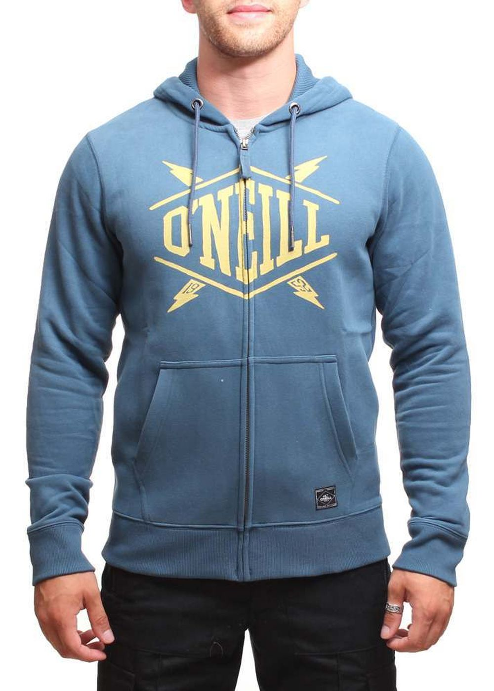 ONEILL CONNECTED EASY HOODY Indian Teal