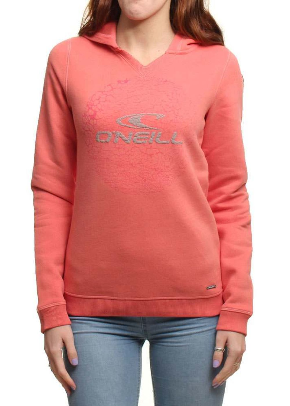 ONEILL CIRCLE LOGO HOODY Faded Rose