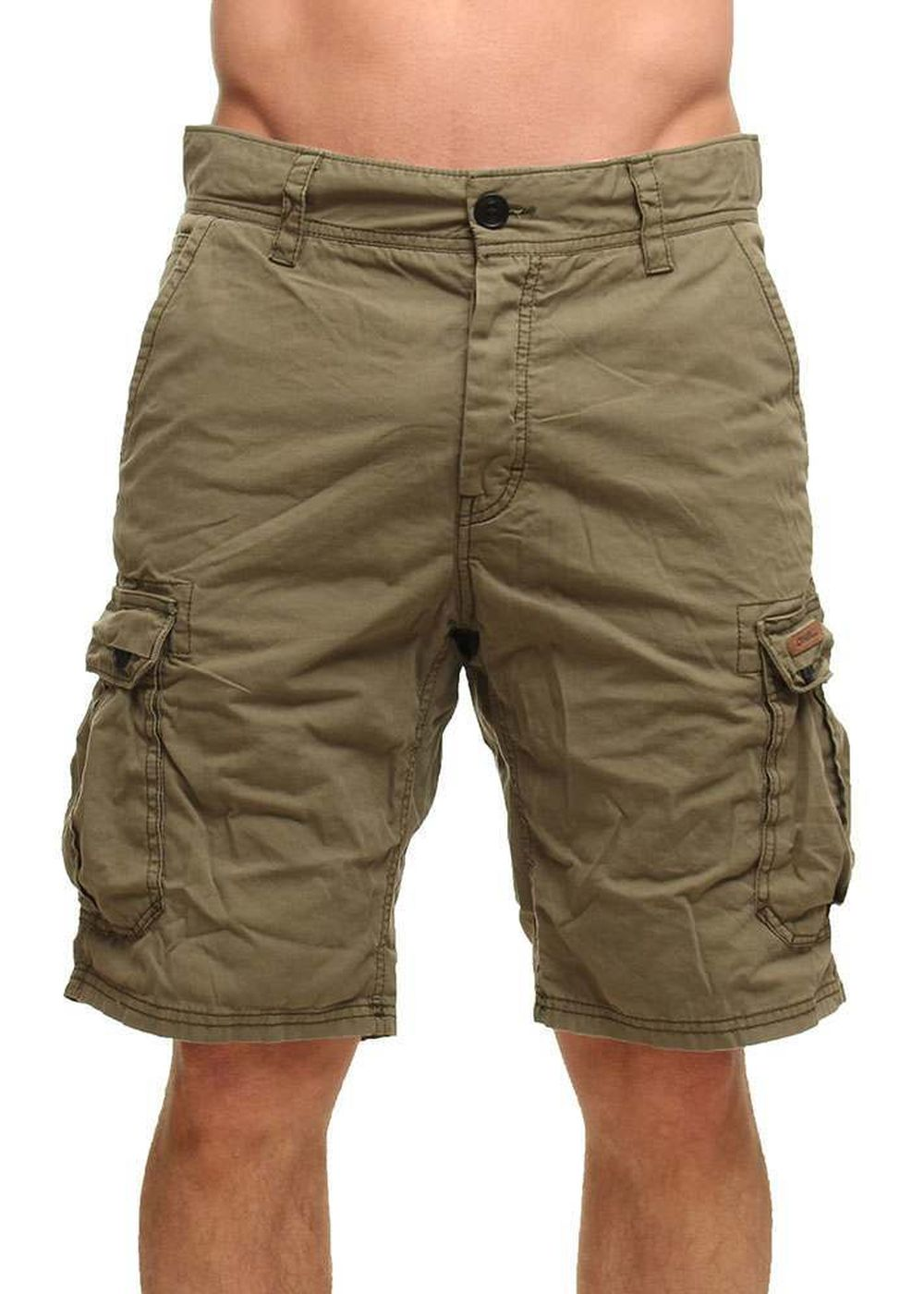 ONEILL COMPLEX CARGO SHORTS Burnt Olive