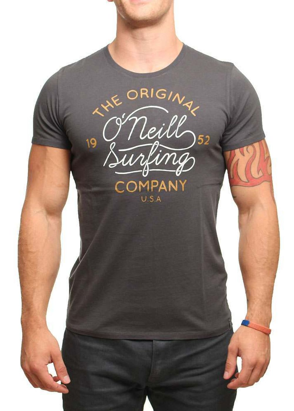 ONEILL COMPANY TEE Antracite