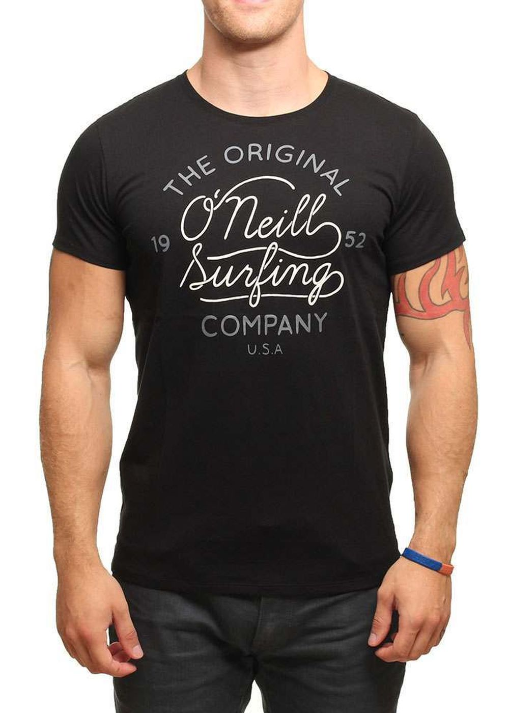 ONEILL COMPANY TEE Black Out