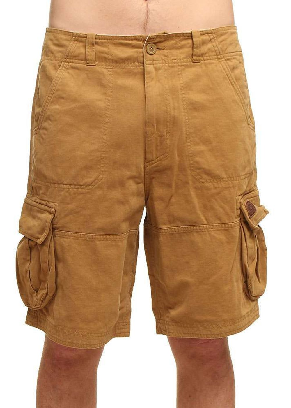 ANIMAL AGOURAS CARGO SHORTS Sand