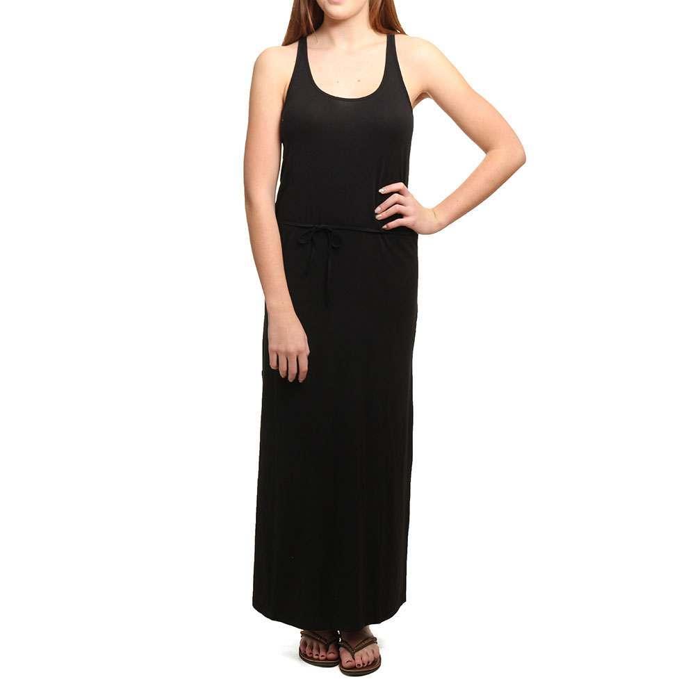 ONeill Jacks Base Maxi Dress Black Out