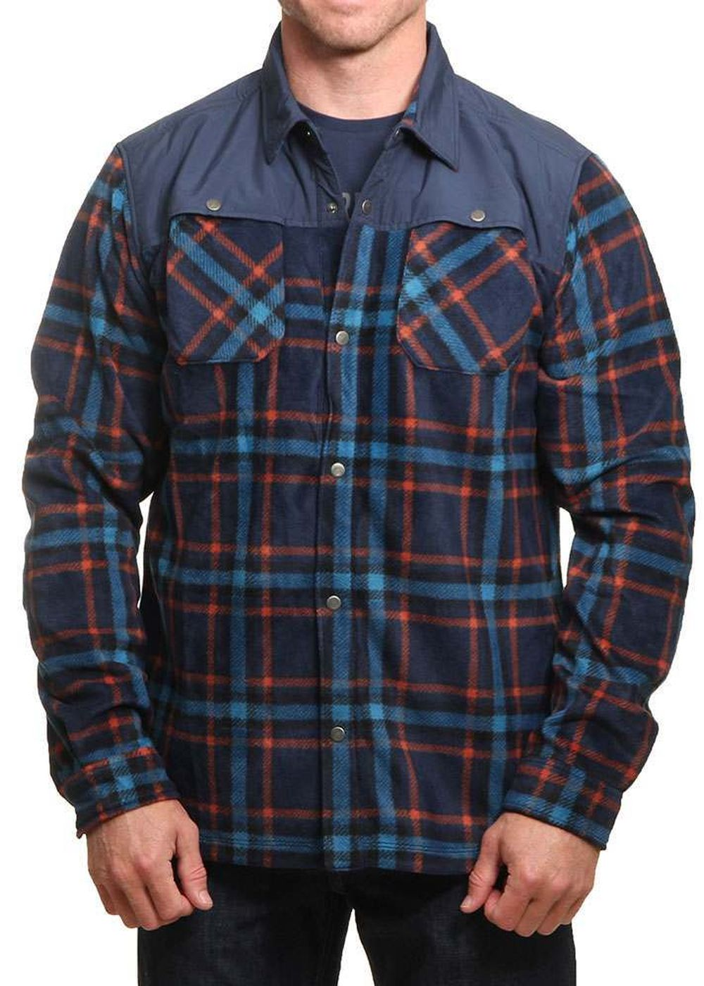 oneill-hybrid-fleece-shirt-blue-aop