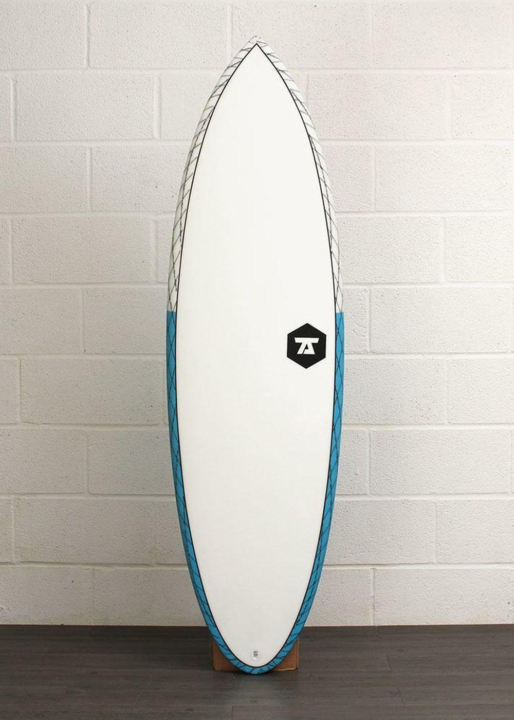 7S SLIPSTREAM CV SURFBOARD 5ft 11 Blue