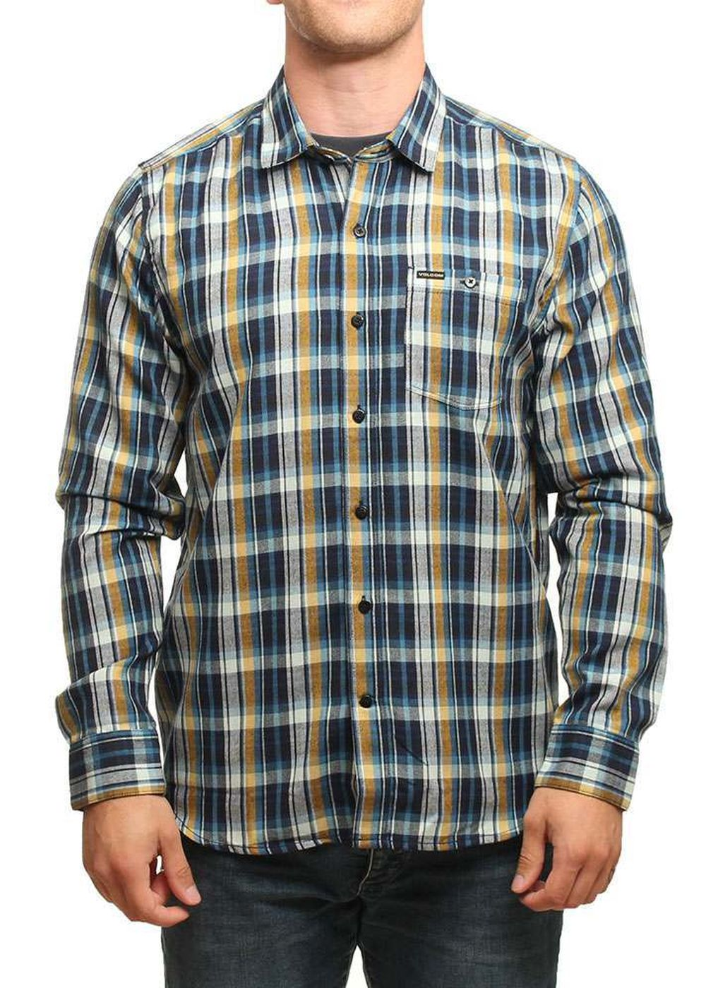 volcom-bartlett-ls-shirt-navy