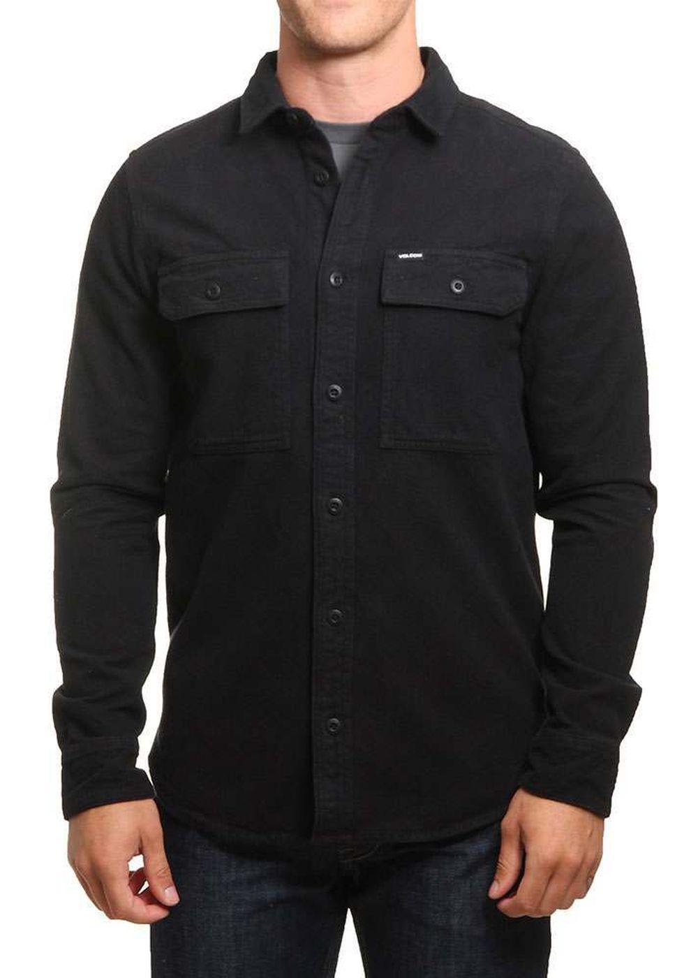volcom-ketil-ls-shirt-black