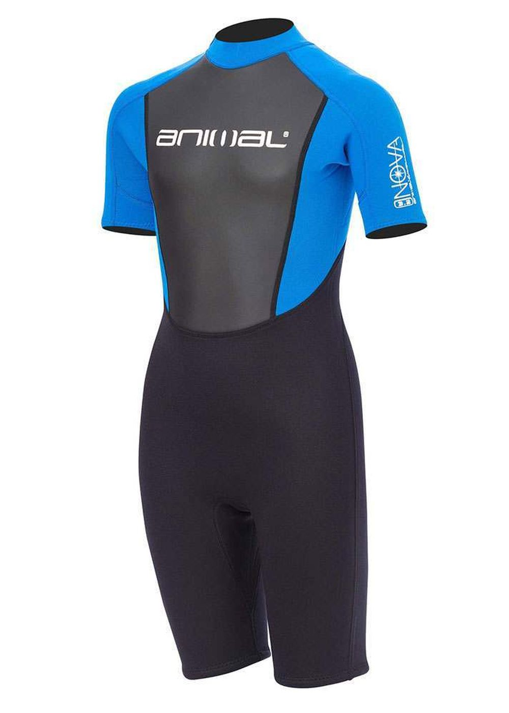 Animal Nova 3/2 Shorty Wetsuit 2017 Aster Blue Picture