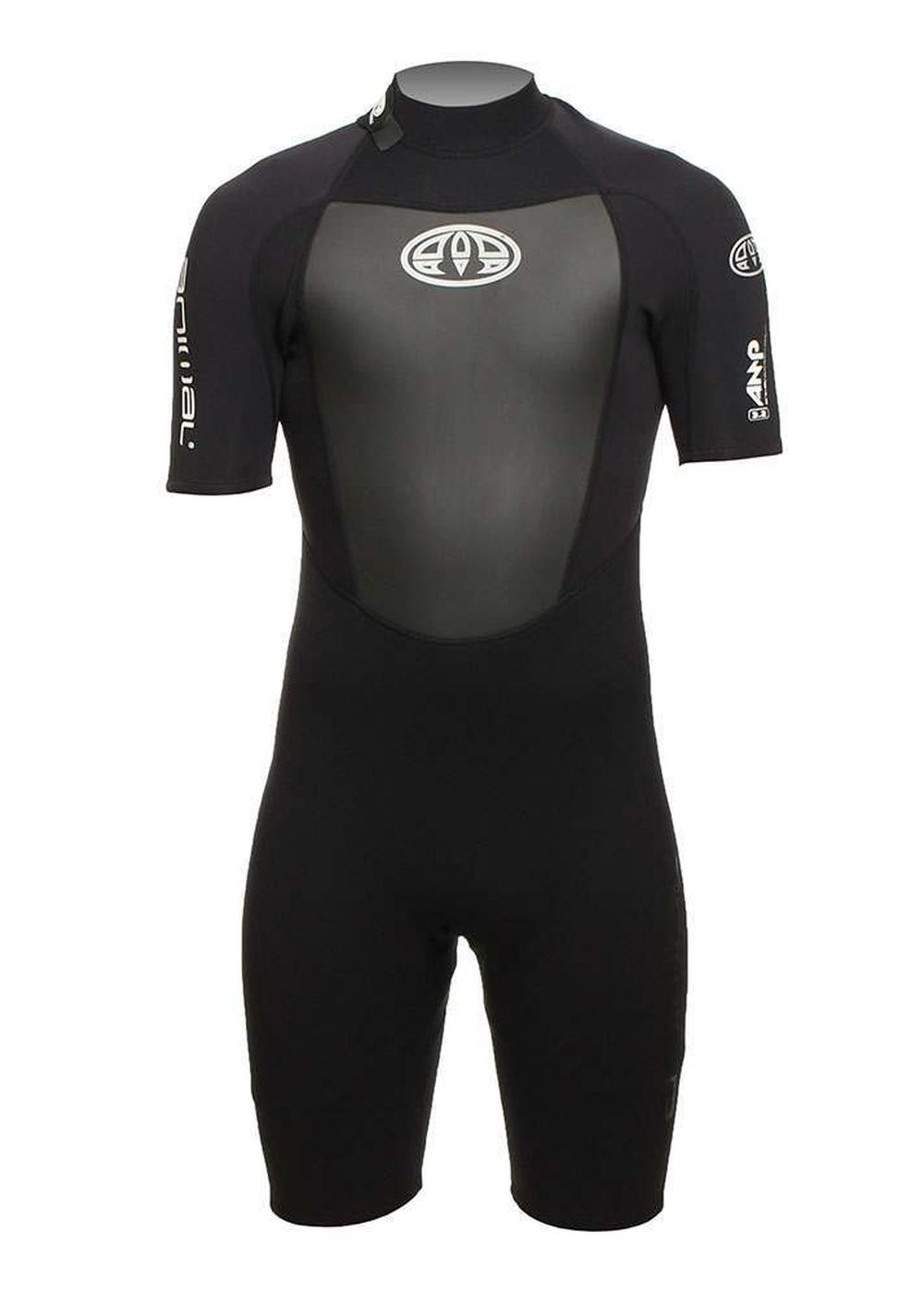 ANIMAL AMP BZ 3/2 SHORTY WETSUIT 2015 Black