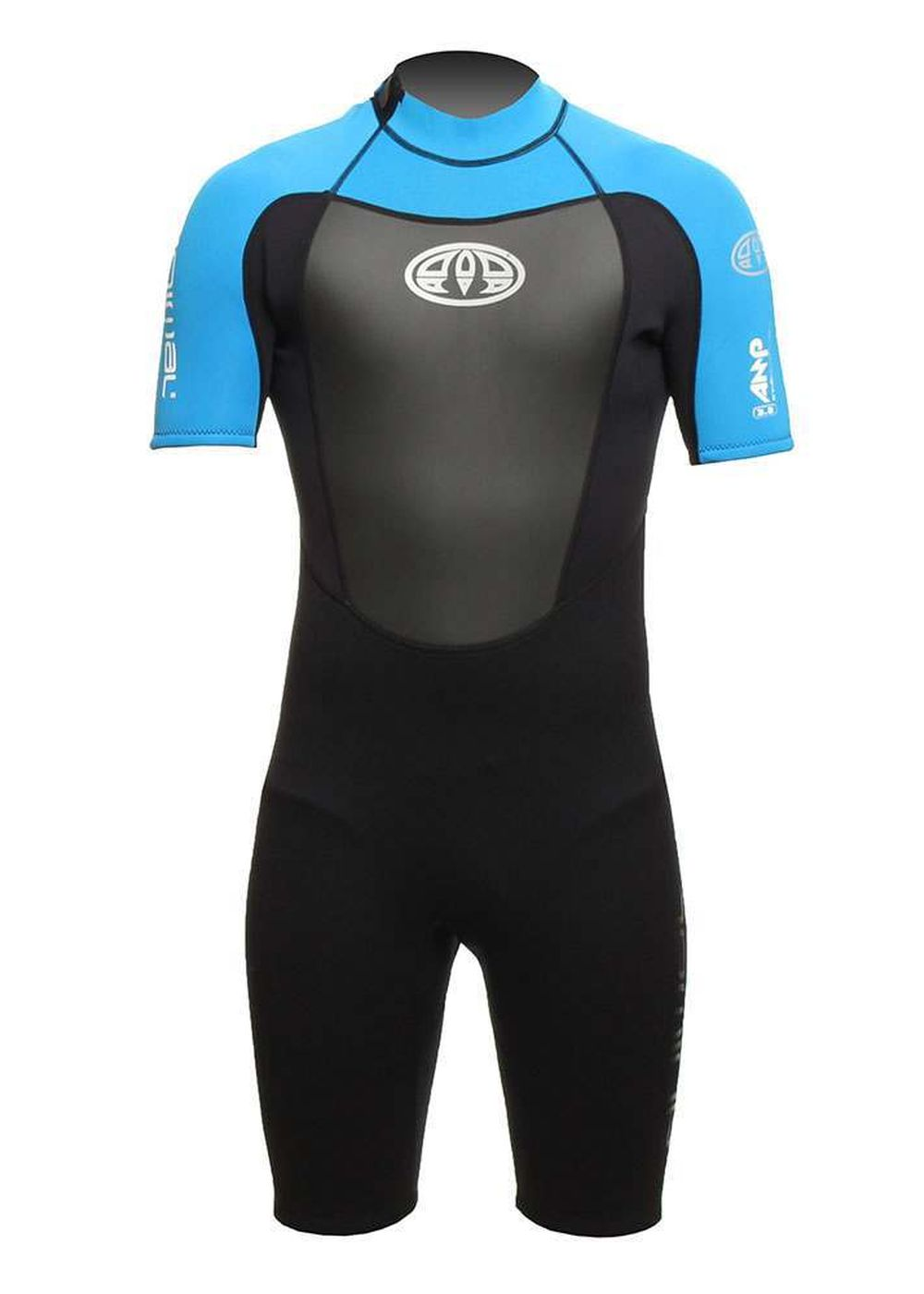 ANIMAL AMP BZ 3/2 SHORTY WETSUIT 2015 Mid Blue