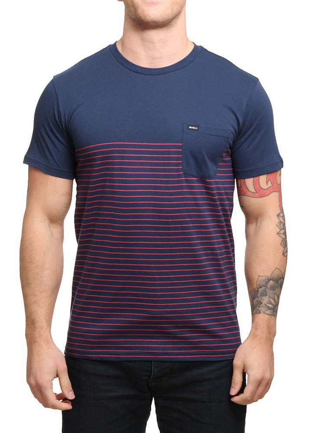 rvca-switch-up-tee-federal-blue