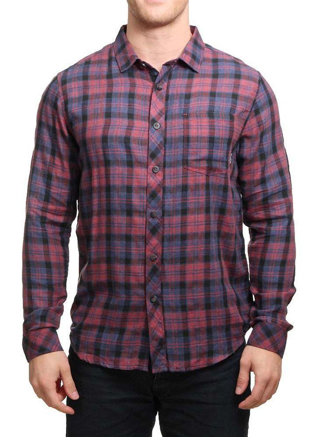 billabong-fremont-flannel-ls-shirt-red-heather