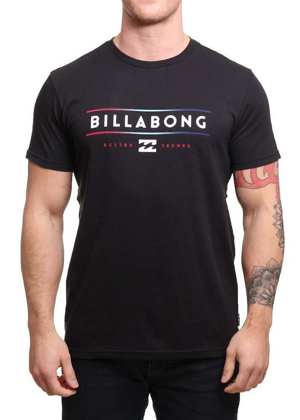 billabong-unity-tee-black