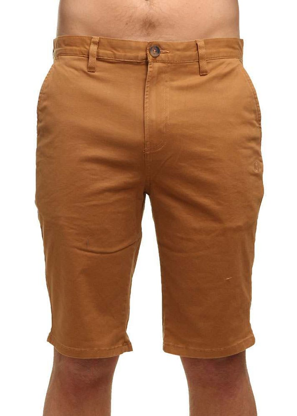 element-howland-shorts-rust-brown