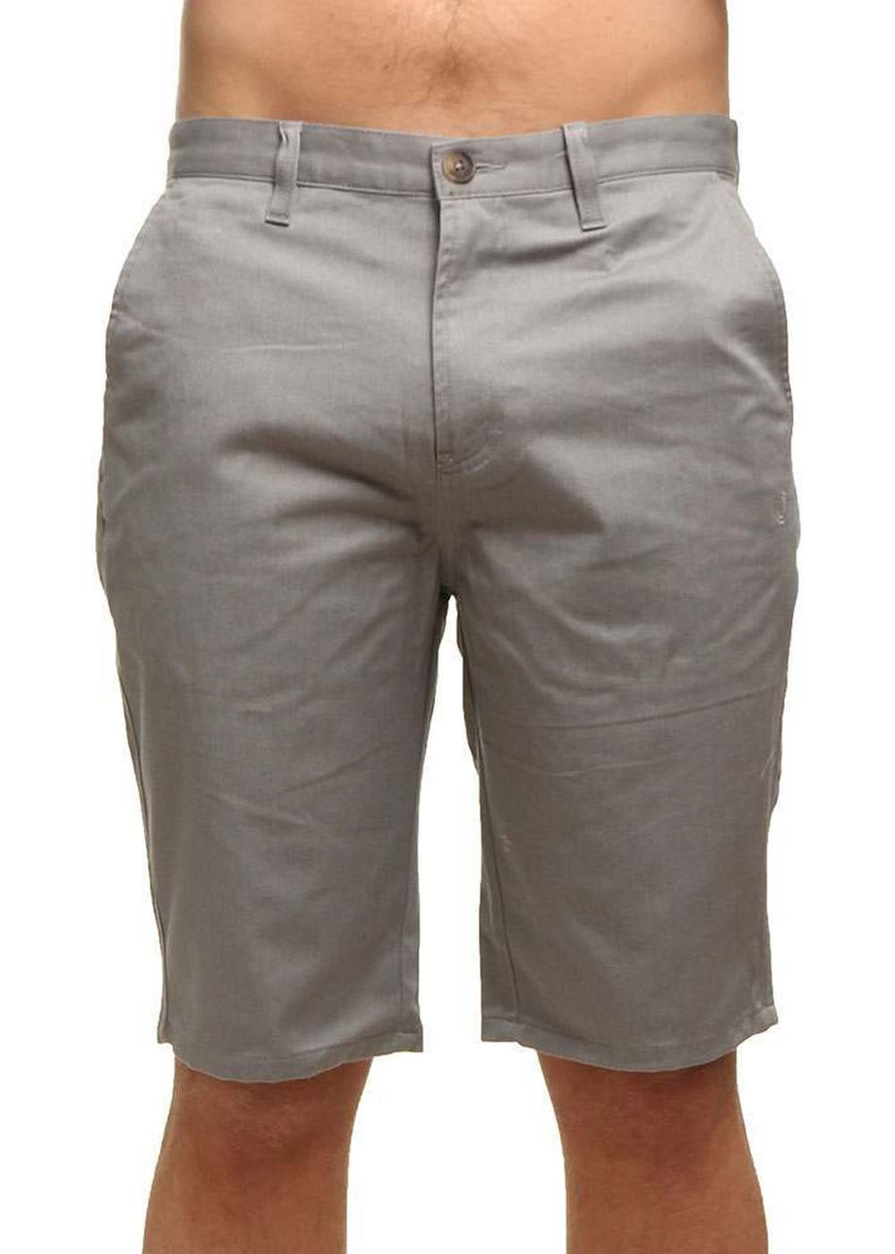 element-howland-shorts-grey-heather