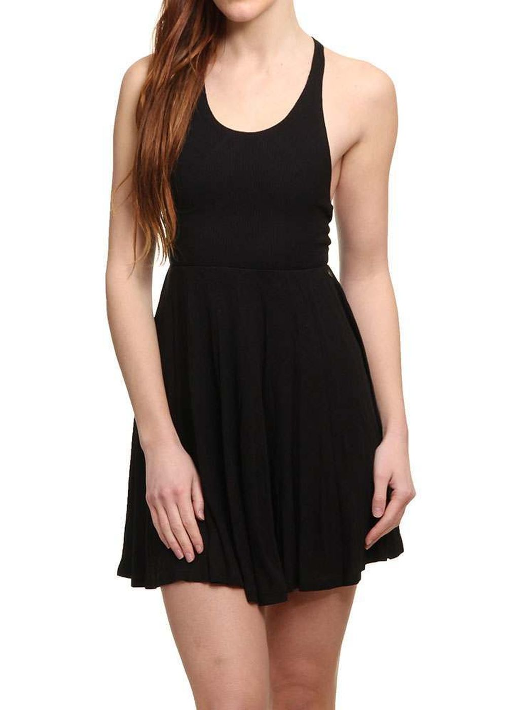 element-rania-dress-black