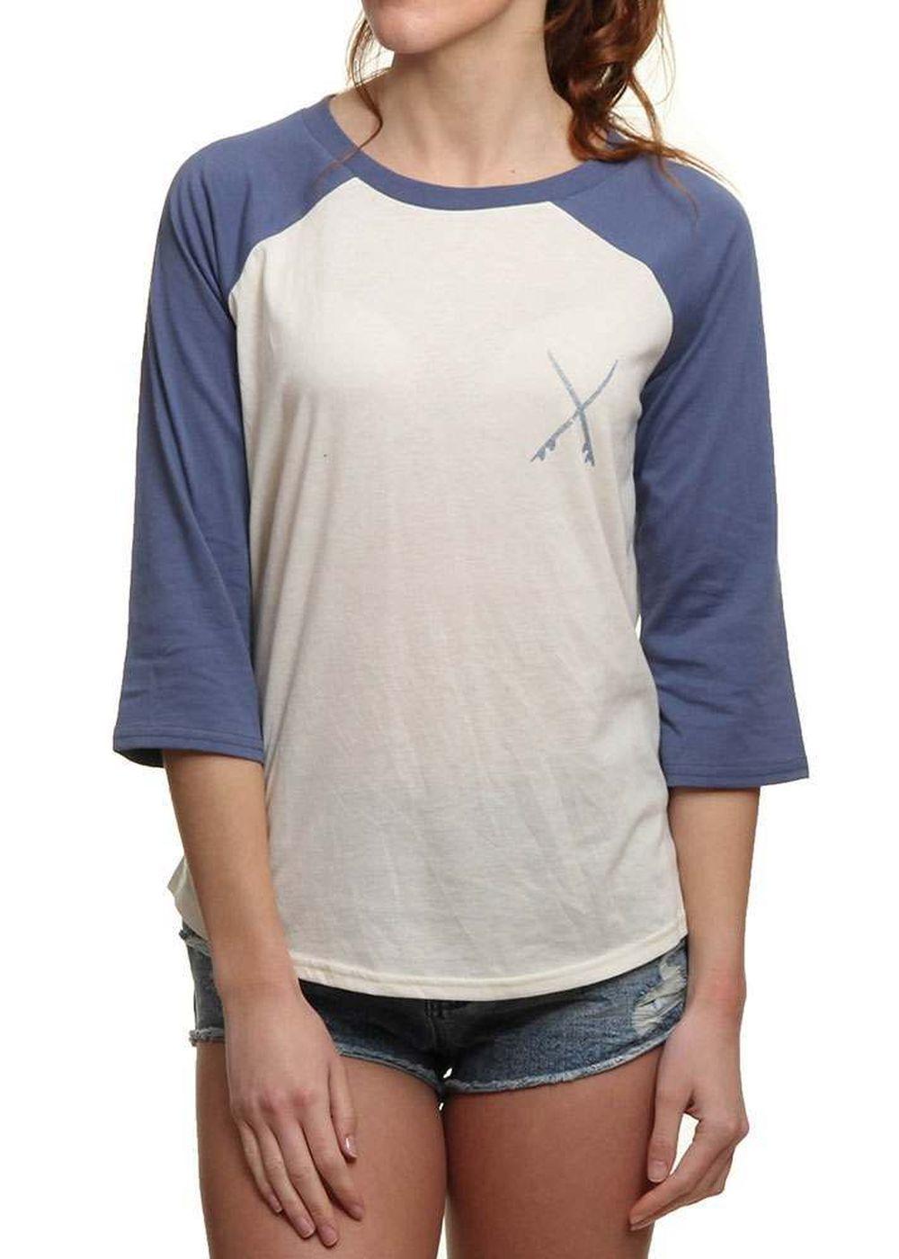 billabong-contrast-long-sleeve-top-blue-jay