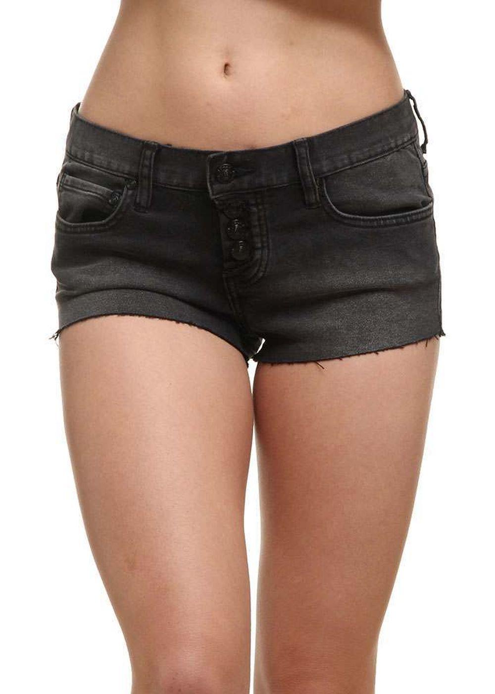 element-palo-denim-shorts-black-wash