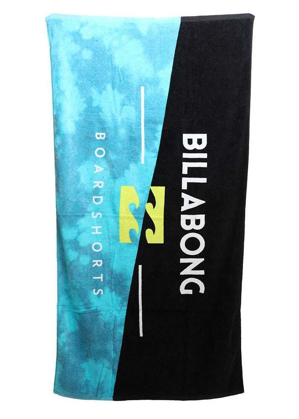 Billabong Slash Beach Towel Neo Lime