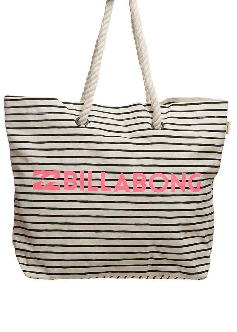 billabong essential beach bag stripe