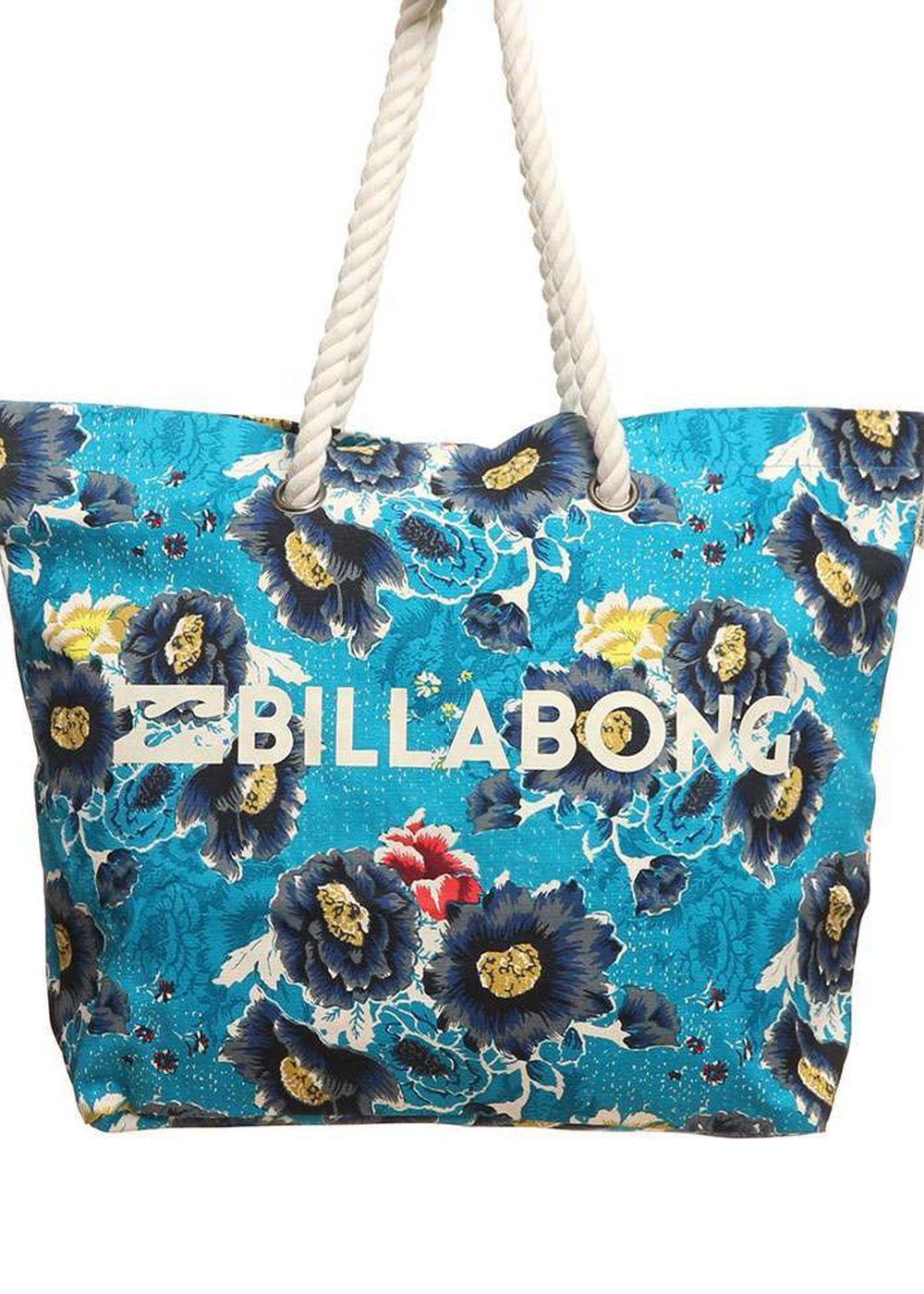billabong essential beach bag costa blue