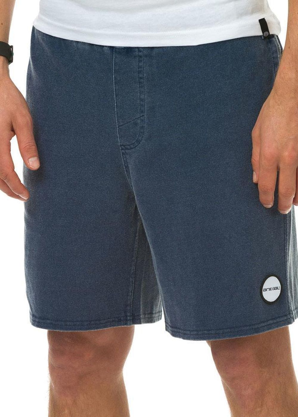 ANIMAL ARCOST TRACK SHORTS Indigo