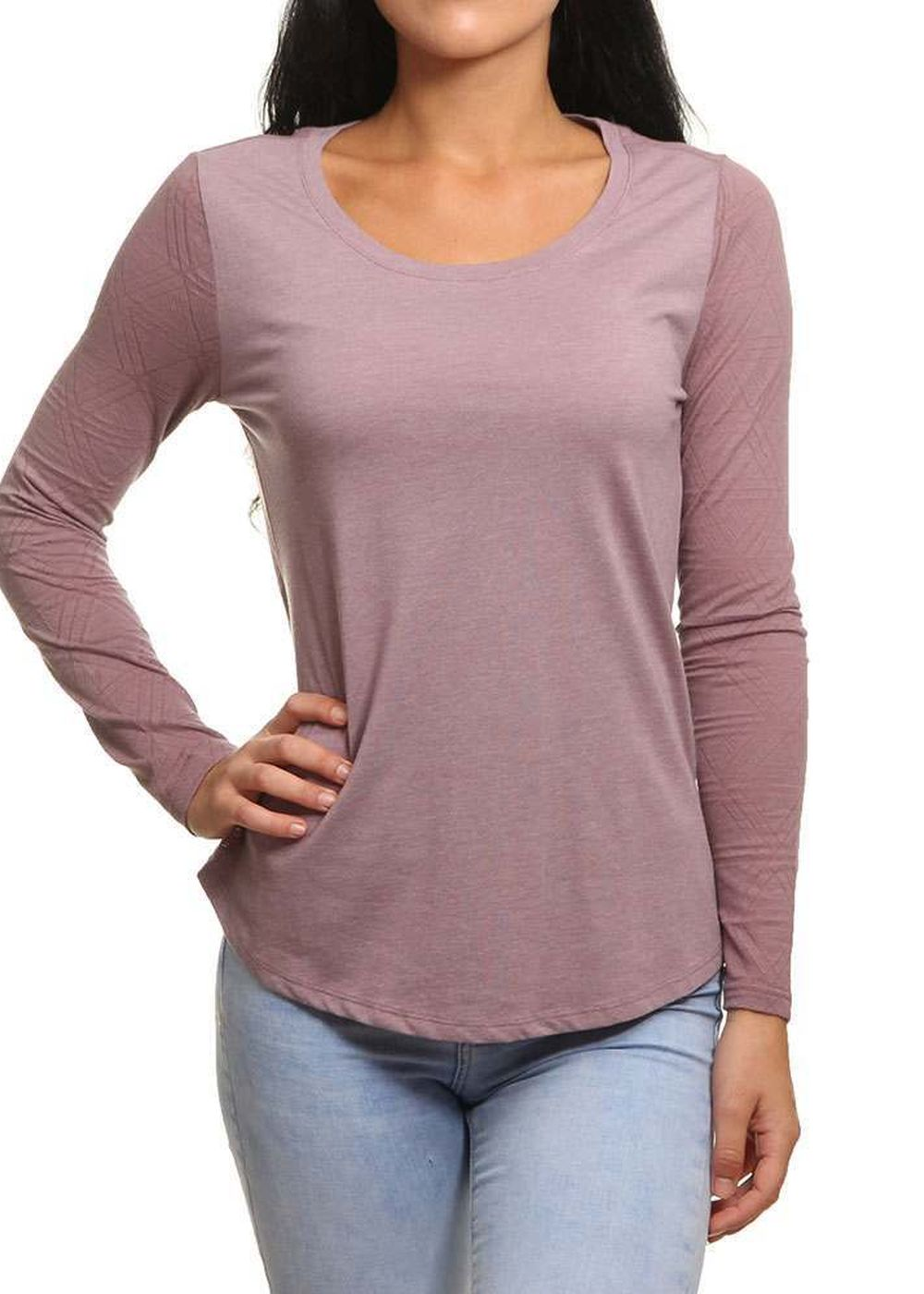 animal-tribalatwo-long-sleeve-top-dusty-mauve