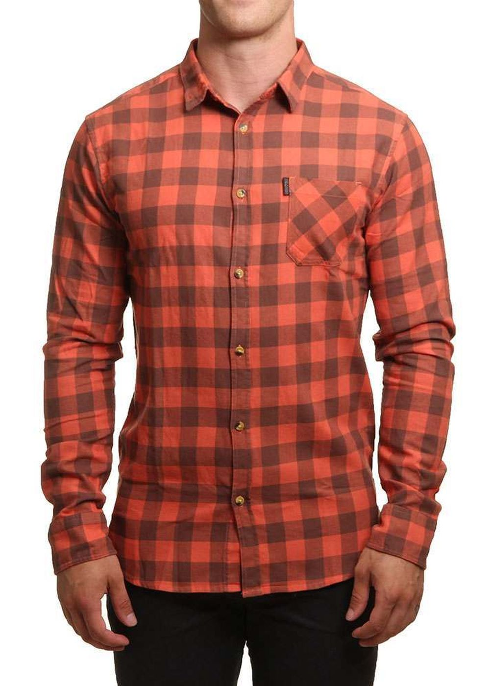 ripcurl-check-shirt-ginger-spice