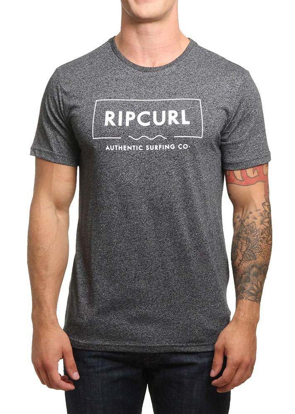 ripcurl-broken-angle-tee-black
