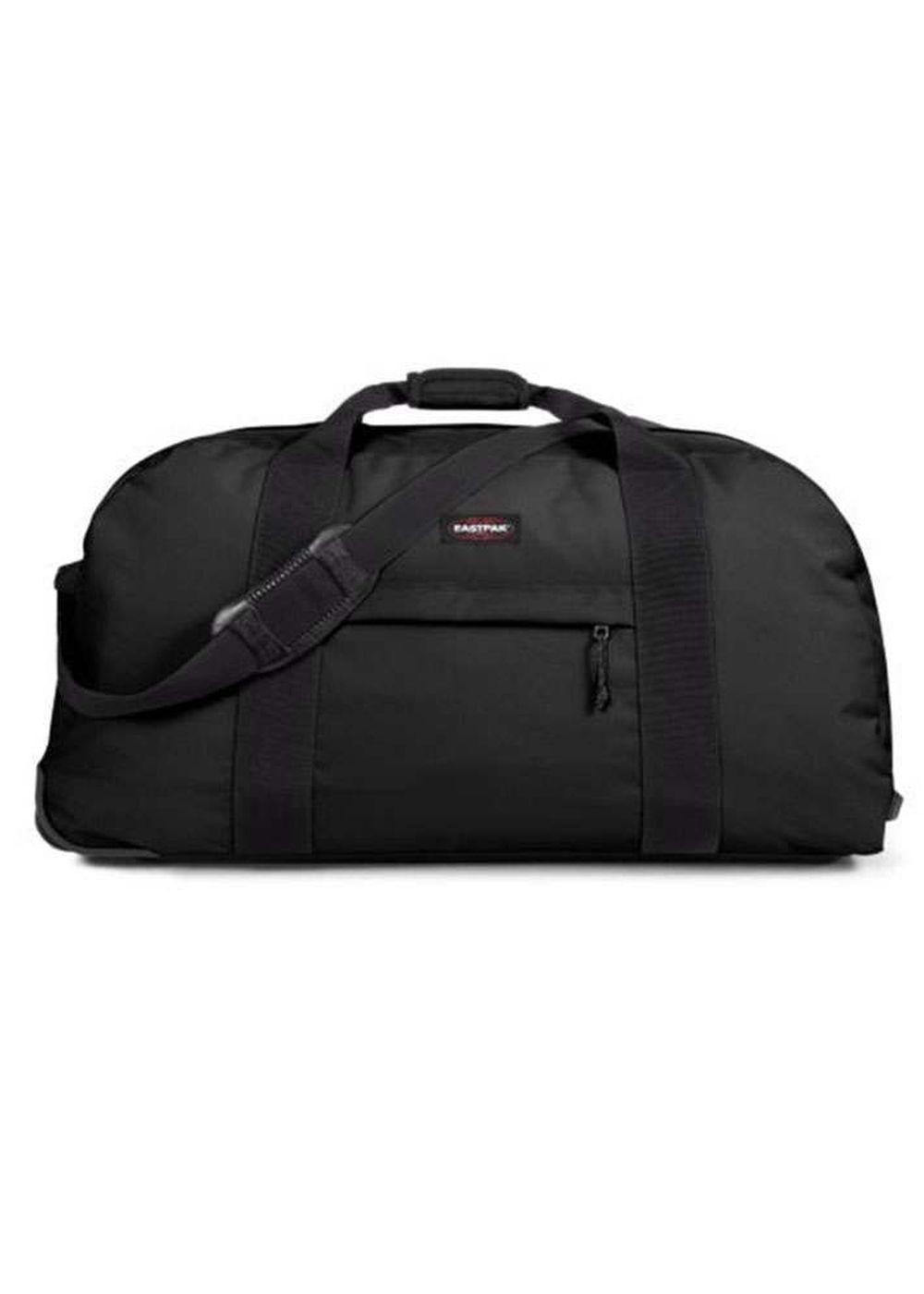eastpak warehouse duffel bag black