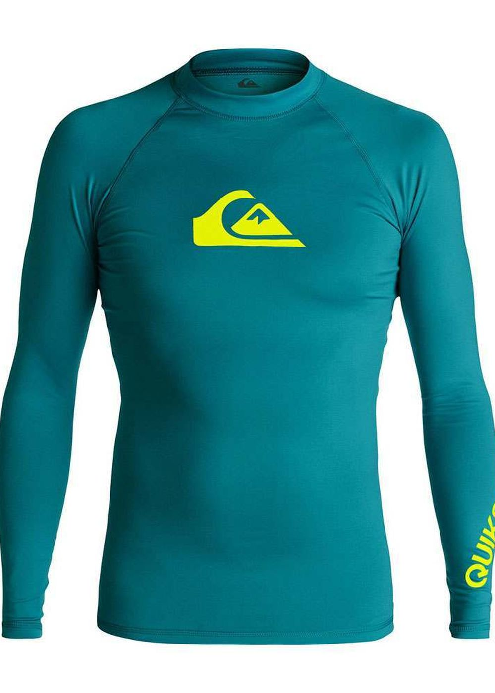 Quiksilver All Time Long Sleeve Rash Vest Morocco Picture