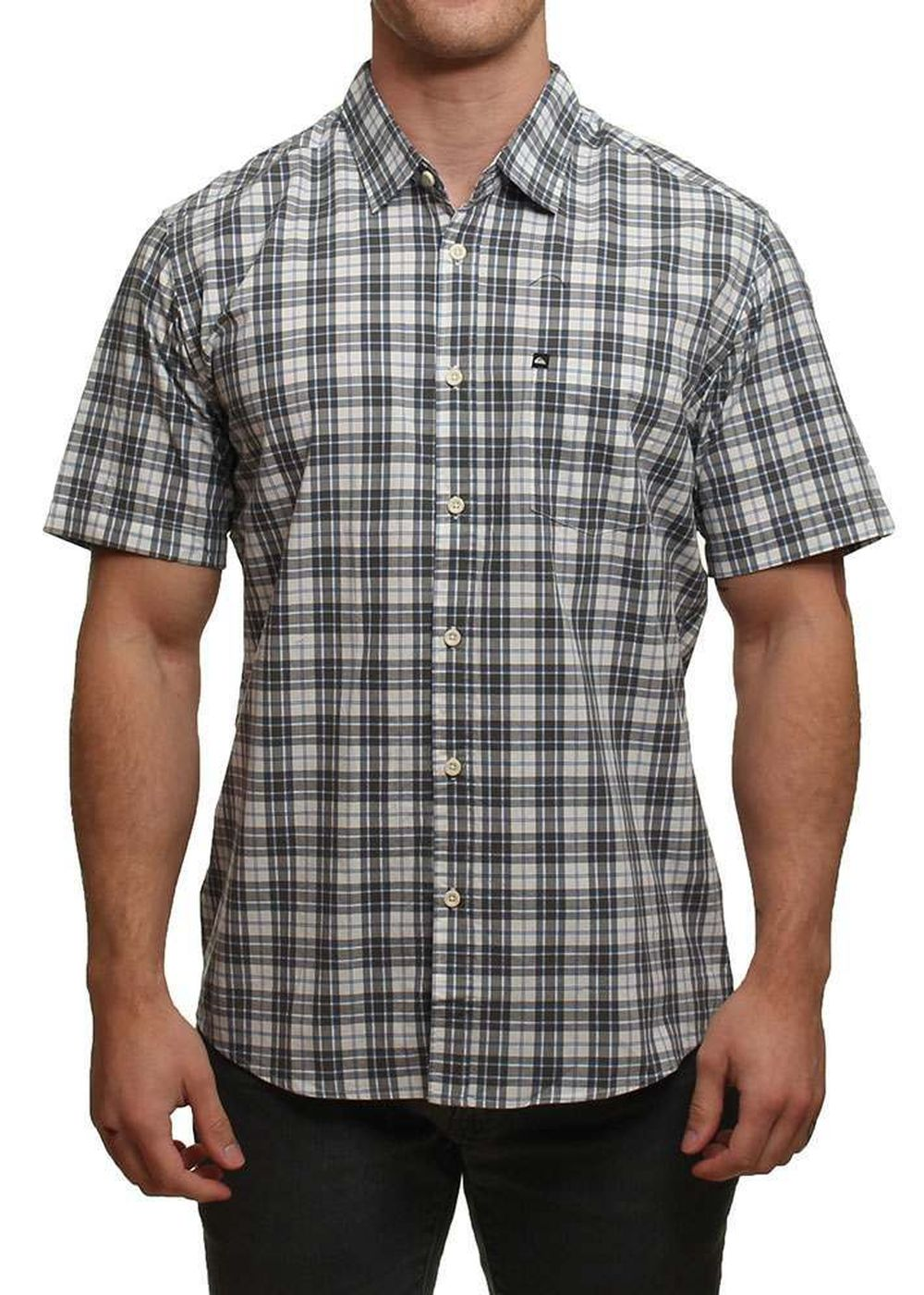 quiksilver-everyday-check-ss-shirt-dark-shadow
