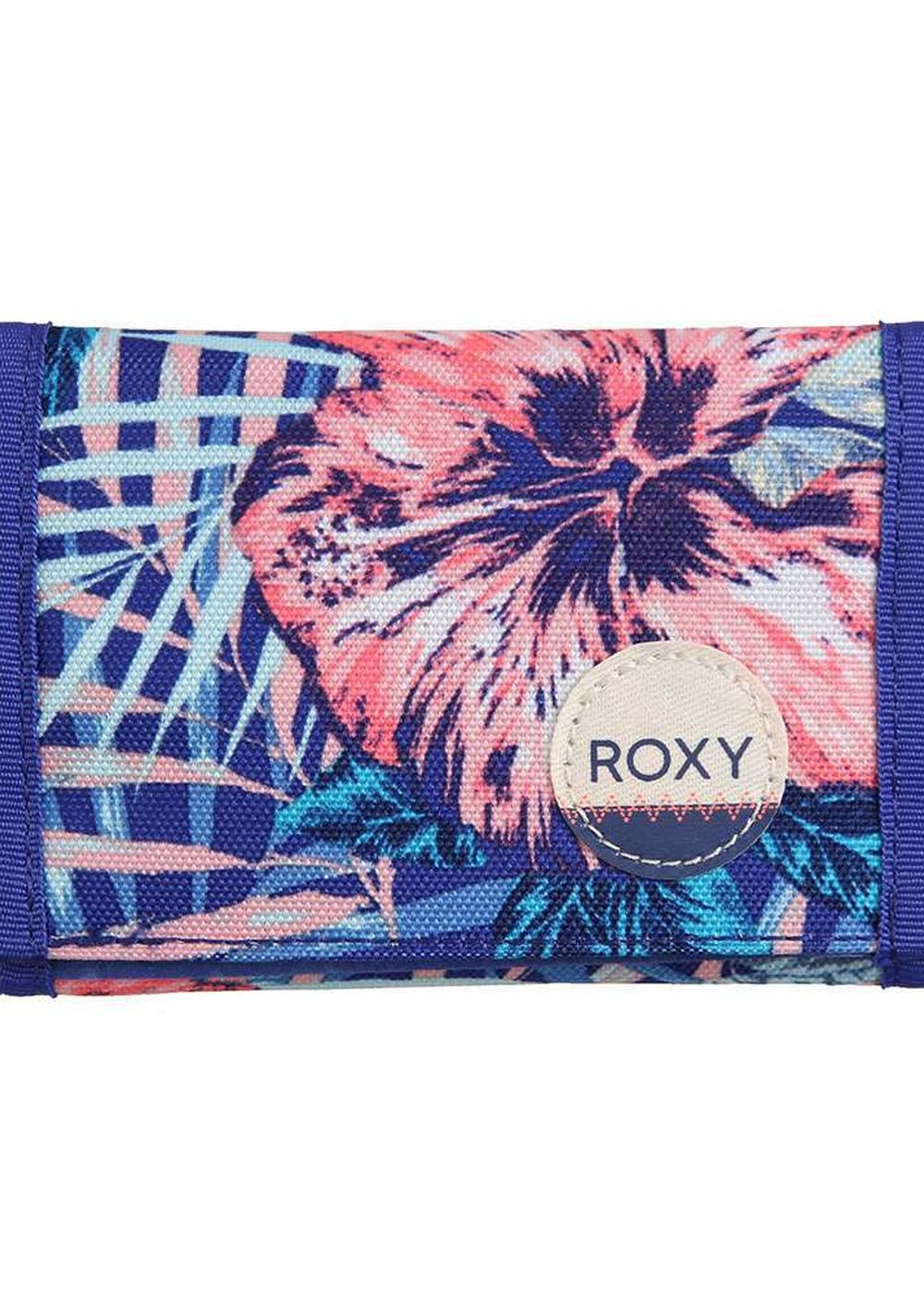 roxy small beach wallet royal blue