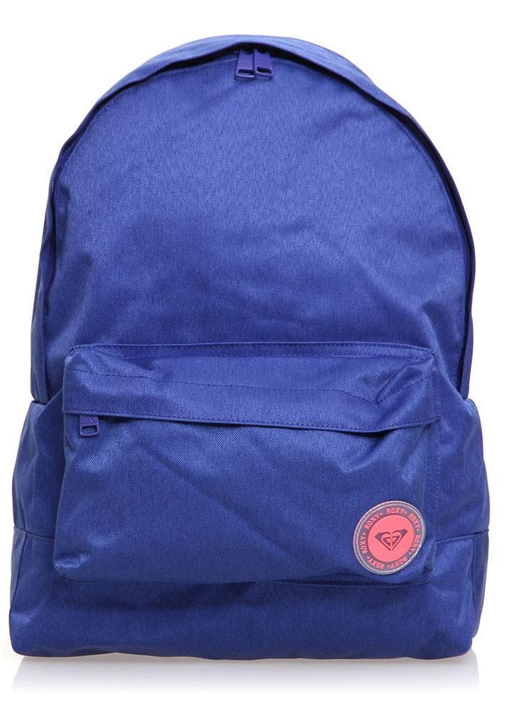 roxy sugar baby solid backpack royal blue