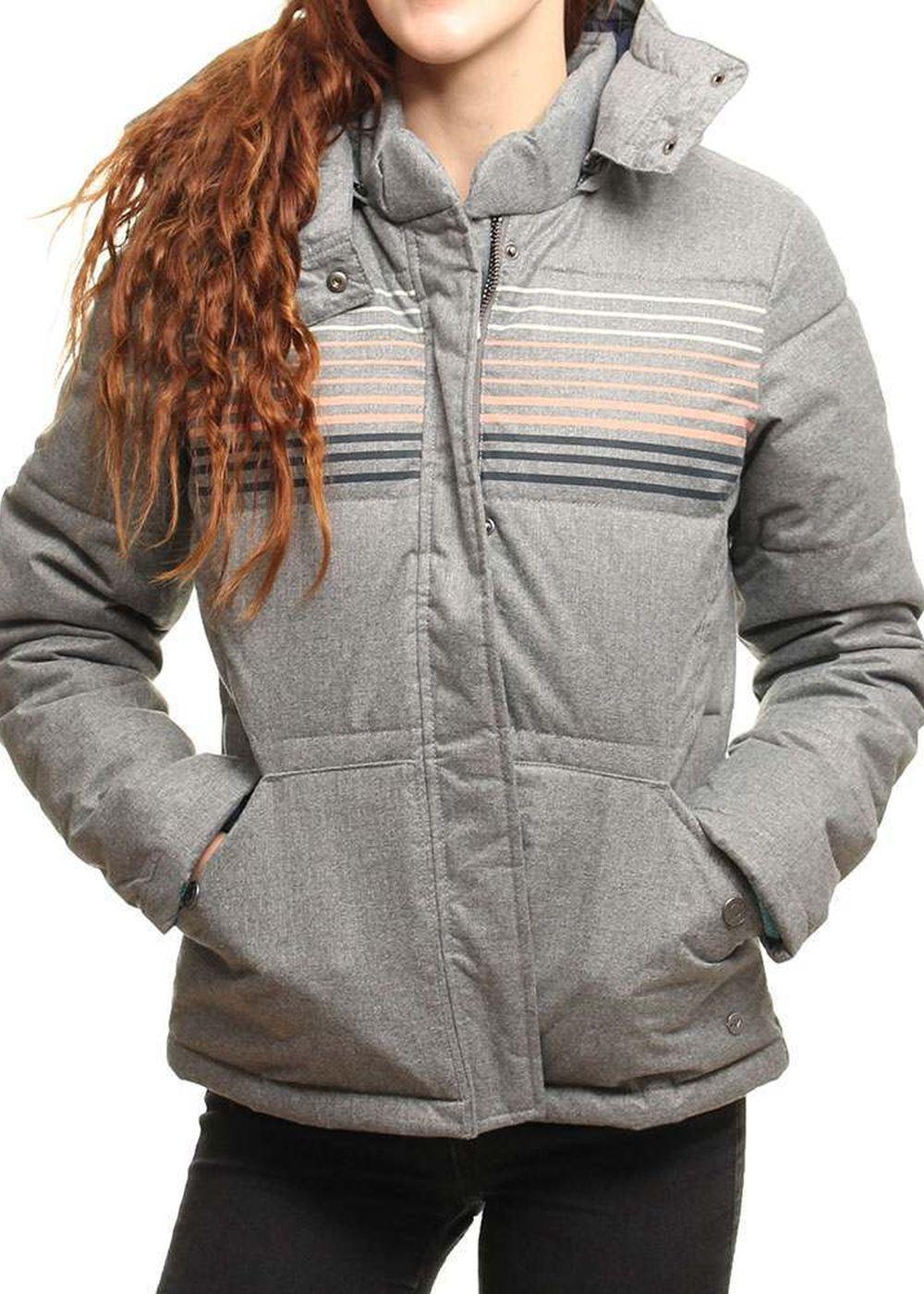 roxy-freedom-stripe-jacket-charcoal-heather