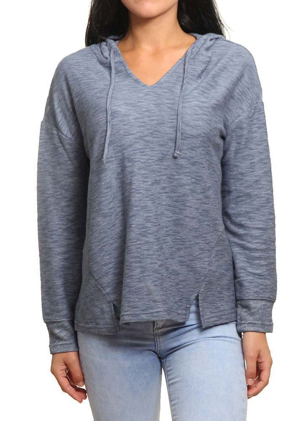 Roxy Wanted And Wild Hoody China Blue